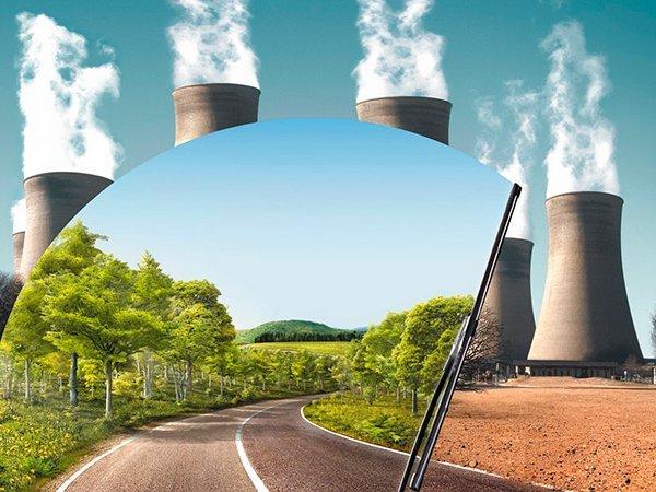 Рекомендации по охране атмосферного воздуха